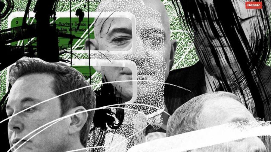 Tài liệu bí mật làm lộ hồ sơ thuế gây sốc của giới siêu giàu Mỹ