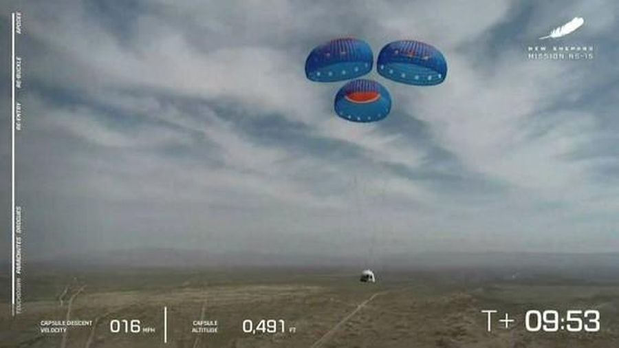 Muốn bay lên vũ trụ với Jeff Bezos? Hãy chi 642 tỷ!