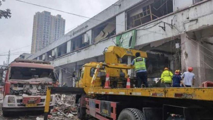 11 người thiệt mạng trong vụ nổ khí gas tại Trung Quốc