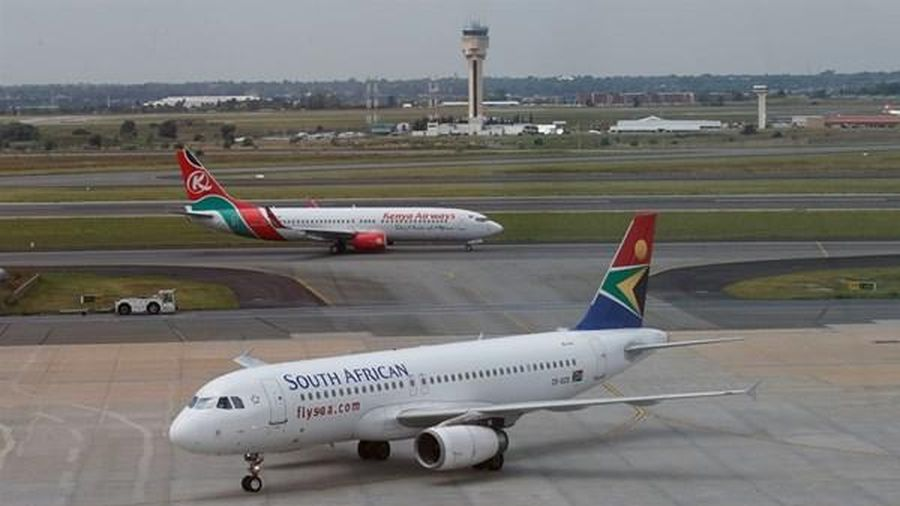 Chính phủ Nam Phi tư nhân hóa hãng hàng không quốc gia SAA