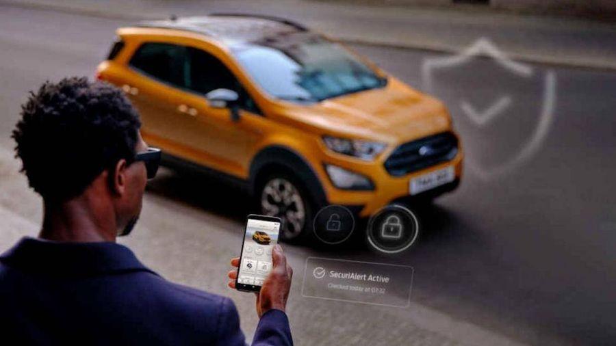 Ford ra mắt công nghệ chống trộm bằng thiết bị báo động qua điện thoại