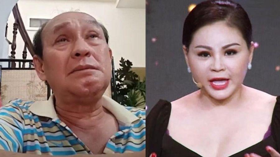Lê Giang phẫn uất vì bị lôi vào chuyện của chồng cũ - NS Duy Phương: 'Cho tôi sống đừng viết tên tôi'