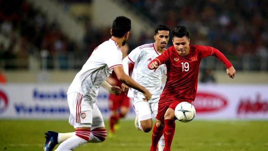 Vòng loại Worl Cup 2022: 'UAE gặp tuyển Việt Nam như trận chung kết'