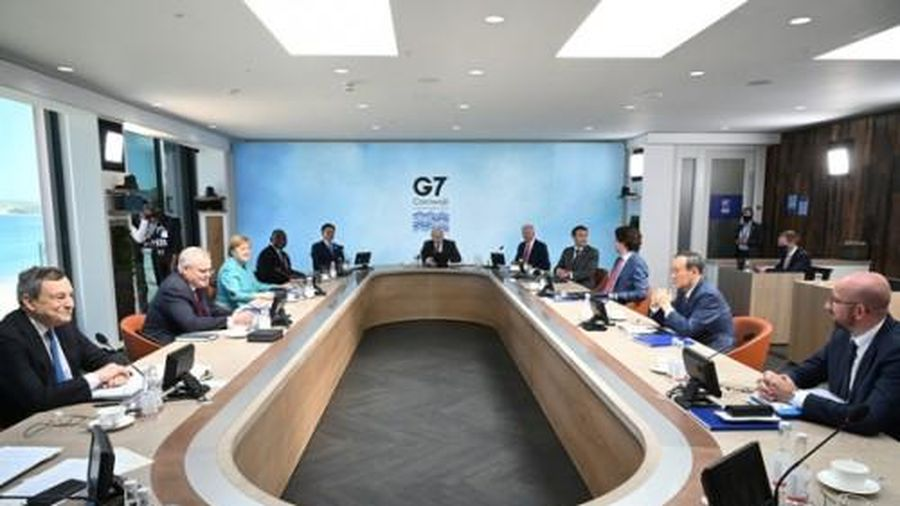 G7 đạt thỏa thuận hợp tác đối phó Trung Quốc bán phá giá