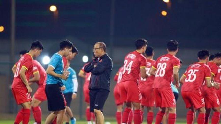 Ai sẽ thay thế vai trò của thầy Park trong trận gặp UEA?