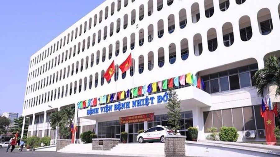 TP.HCM:Thêm 22 trường hợp nghi nhiễm Covid-19 tại Bệnh viện Bệnh Nhiệt đới