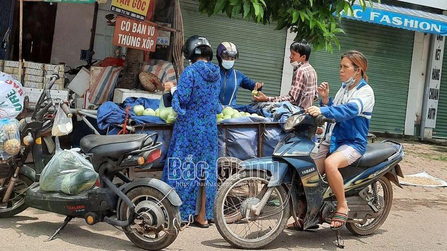 Bắc Giang: Nhiều người dân chủ quan trong phòng dịch