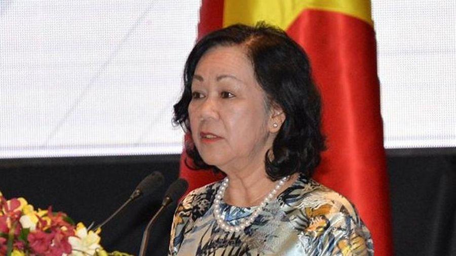 Bà Trương Thị Mai và bà Lê Thị Nga có số lần trúng cử đại biểu Quốc hội kỷ lục