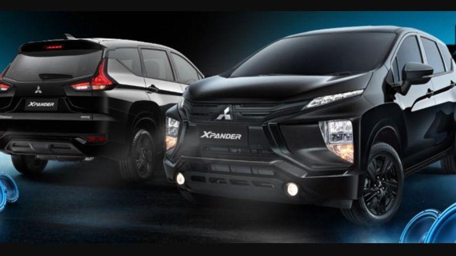 Mitsubishi Xpander Black Edition đặc biệt sở hữu diện mạo cá tính