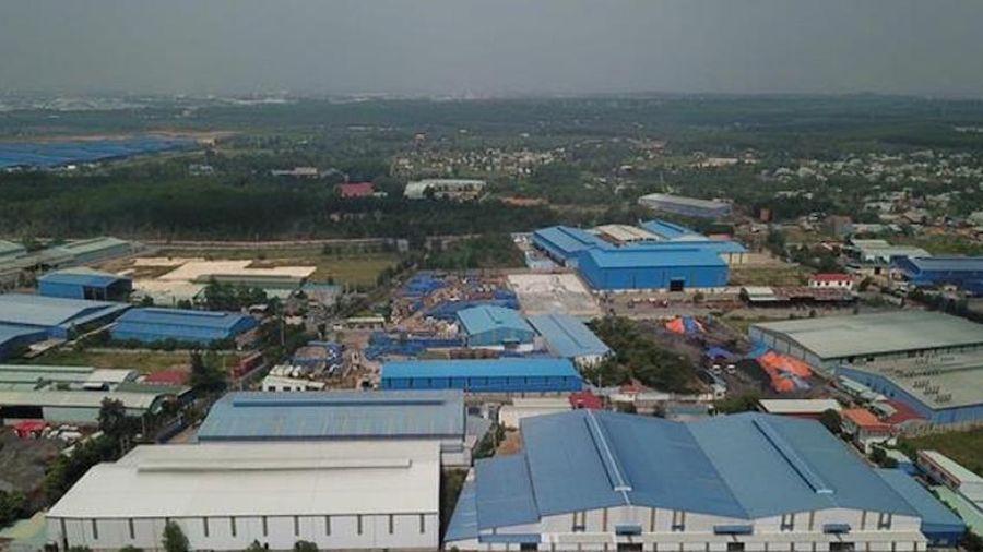 Đồng Nai: Việc mua bán, chuyển nhượng đất tại cụm công nghiệp 'chui' Phước Tân chưa được làm rõ theo yêu cầu của Quyết định thanh tra