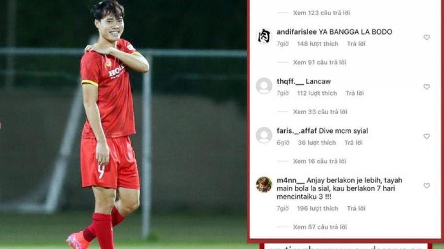 Instagram của Văn Toàn bị tấn công?