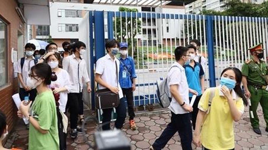 Thi vào lớp 10 tại Hà Nội: Cấu trúc đề thi quen thuộc, không đánh đố học sinh