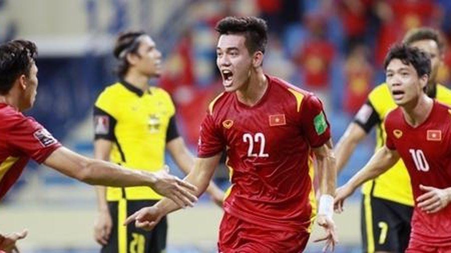 Đội tuyển Việt Nam và 3 điểm nhọc nhằn