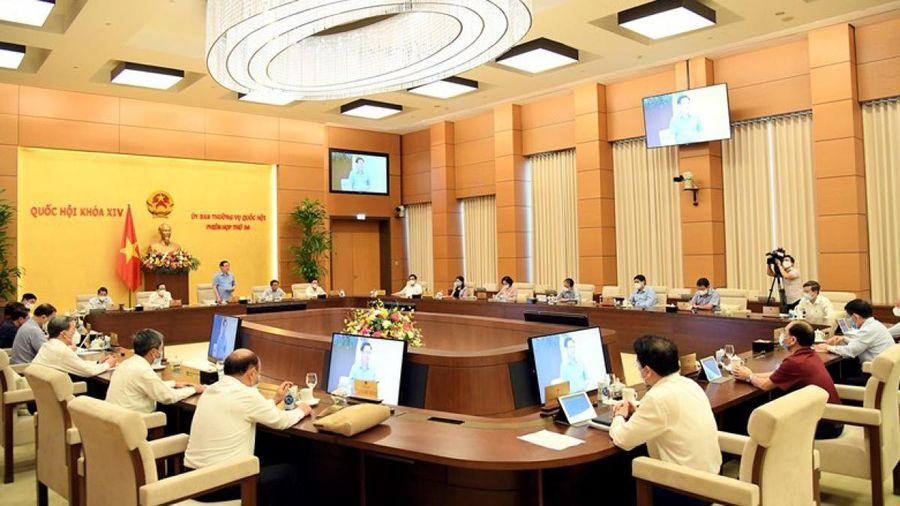 Thường vụ Quốc hội cho ý kiến về Kỳ họp thứ nhất, Quốc hội khóa XV
