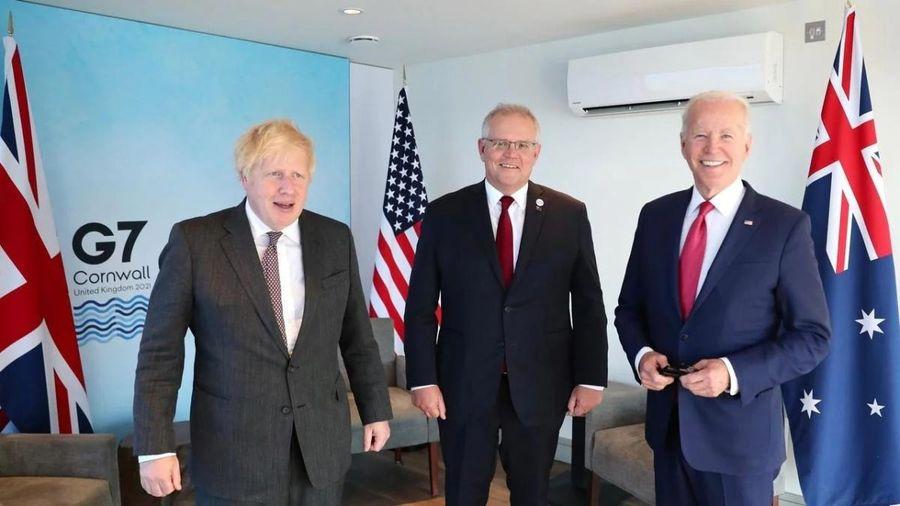 Mỹ, Anh và Australia thảo luận về căng thẳng leo thang ở Ấn Độ Dương - Thái Bình Dương