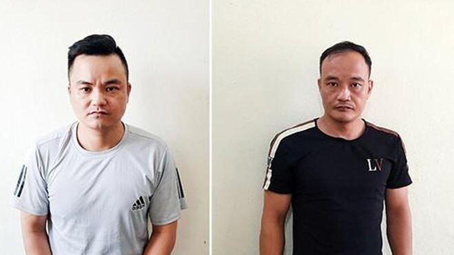 Khởi tố 2 nhân viên quán karaoke trộm điện thoại Vertu của khách