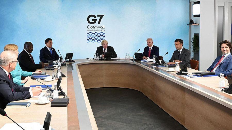 Lãnh đạo G7 đồng ý mở rộng sản xuất vaccine COVID-19, cung cấp 1 tỷ liều