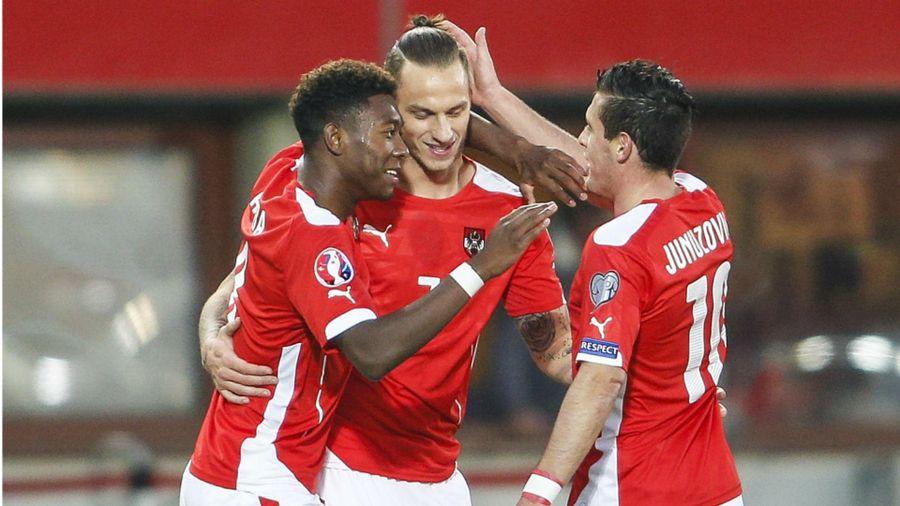 Nhận định trận Áo vs Bắc Macedonia tại EURO 2020