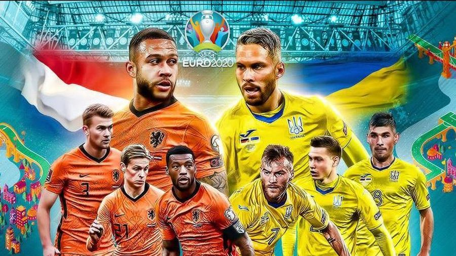 Nhận định bóng đá Hà Lan vs Ukraine bảng C EURO 2020