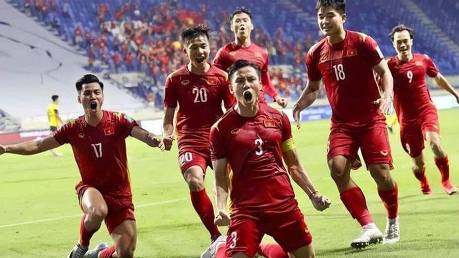 Thắng lợi mở ra ngưỡng cửa lịch sử với bóng đá Việt Nam