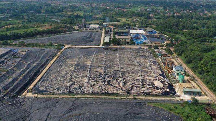 Bảo đảm vận hành an toàn Khu liên hợp xử lý chất thải Sóc Sơn