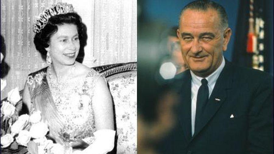 Ai là vị Tổng thống Mỹ duy nhất Nữ hoàng Anh chưa từng gặp?