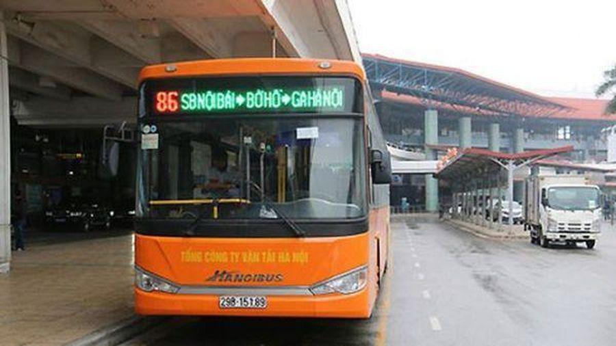 Hạ tầng chưa đáp ứng, Bộ Giao thông từ chối mở mới 4 tuyến buýt kết nối sân bay Nội Bài