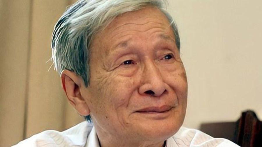 Vĩnh biệt nhà văn Nguyễn Xuân Khánh: Người tài thì đến lúc sẽ xuất lộ một cách rực rỡ