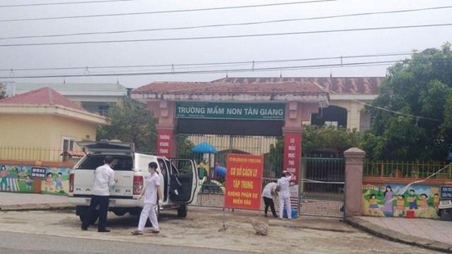 Hà Tĩnh: Ghi nhận thêm 5 ca dương tính SARS-CoV-2 đều ở thành phố