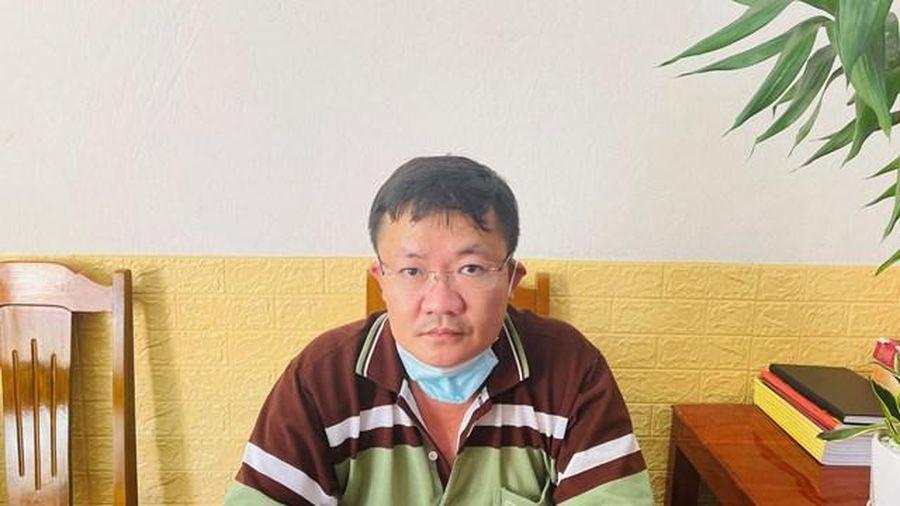 Thanh Hóa: Bắt đối tượng giả danh cán bộ Thanh tra Chính phủ lừa đảo người chạy án