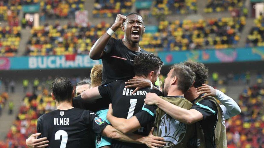 Áo - Bắc Macedonia (3-1): Dấu ấn của những cầu thủ dự bị
