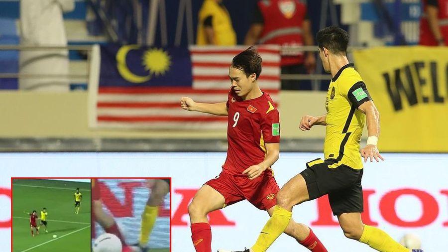 Malaysia thừa nhận quả 11m của Việt Nam, kêu gọi CĐV kiềm chế