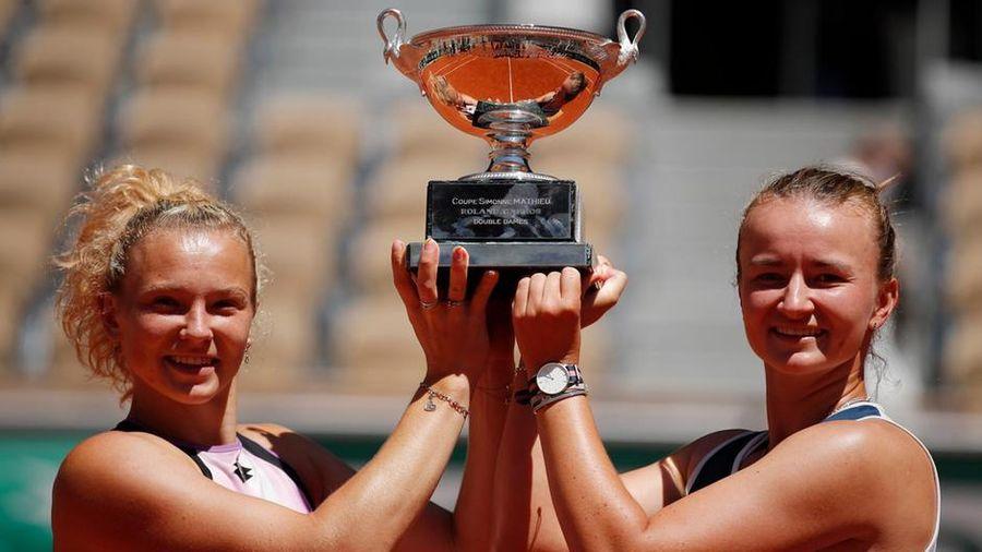 Câu chuyện về tân vô địch nữ Roland Garros