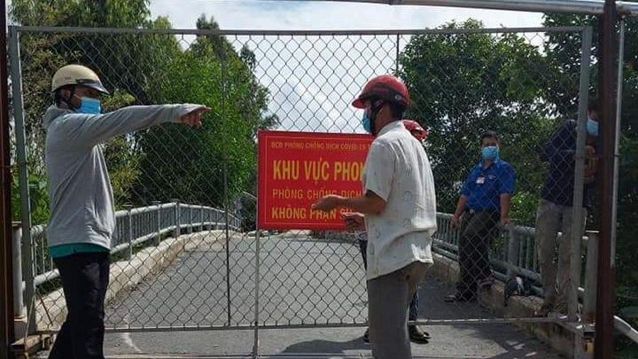 Tiền Giang: Thị xã Cai Lậy và huyện Cái Bè giãn cách xã hội theo Chỉ thị 16