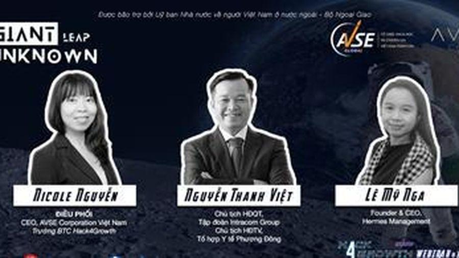 Thúc đẩy văn hóa đổi mới sáng tạo cho các bạn trẻ Việt Nam