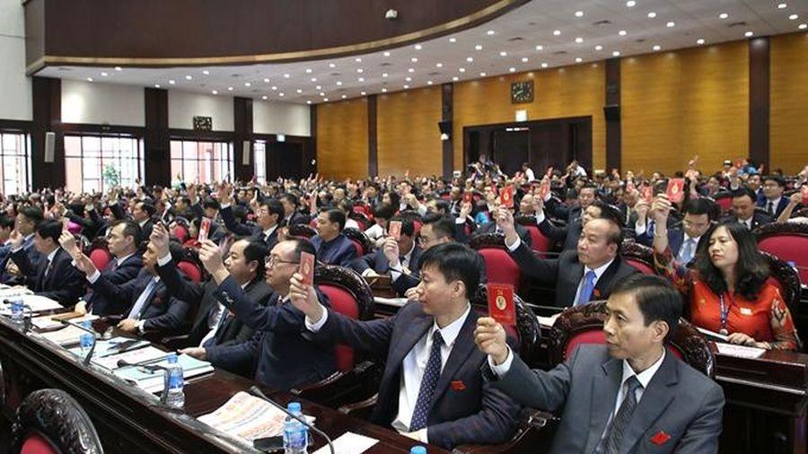 Đảng ủy Khối các cơ quan Trung ương phấn đấu làm tốt công tác xây dựng Đảng
