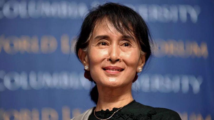 Phiên chất vấn đầu tiên của bà Aung San Suu Kyi