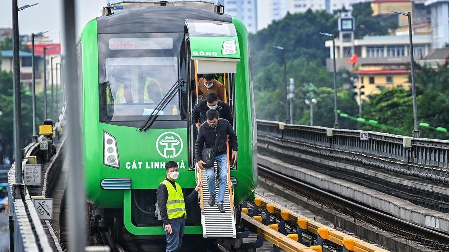 Hiểu thế nào về khuyến nghị an toàn của ACT với đường sắt Cát Linh?