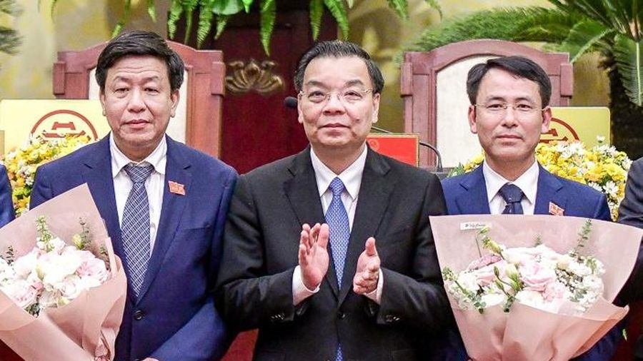 Hà Nội chuẩn bị bầu Chủ tịch UBND, Chủ tịch HĐND TP nhiệm kỳ mới