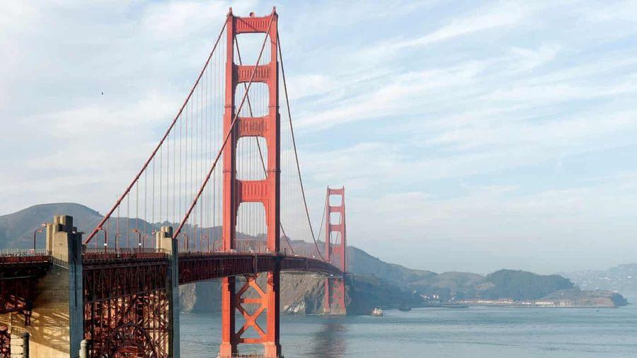 Nỗ lực dập tắt tiếng ồn bí ẩn trên cầu Cổng Vàng