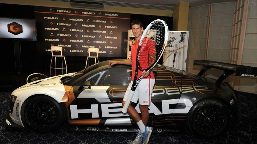 Bộ sưu tập ôtô của Novak Djokovic: Từ xe cỏ tới siêu xe