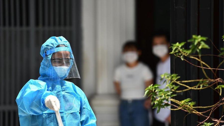 Sau 6 giờ, Việt Nam có thêm 100 bệnh nhân Covid-19