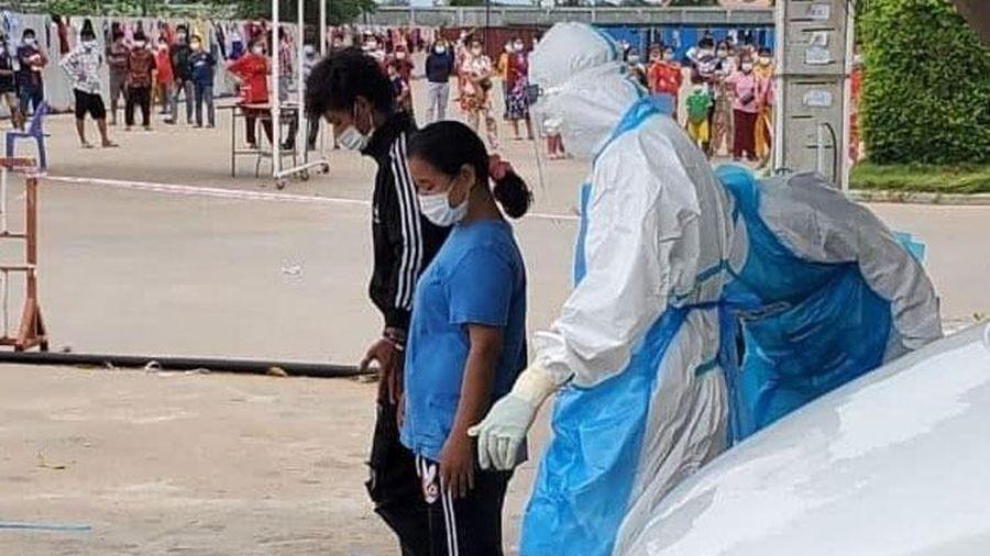 Giả bệnh nhân, đột nhập trung tâm trị Covid-19 để ăn trộm ở Phnom Penh