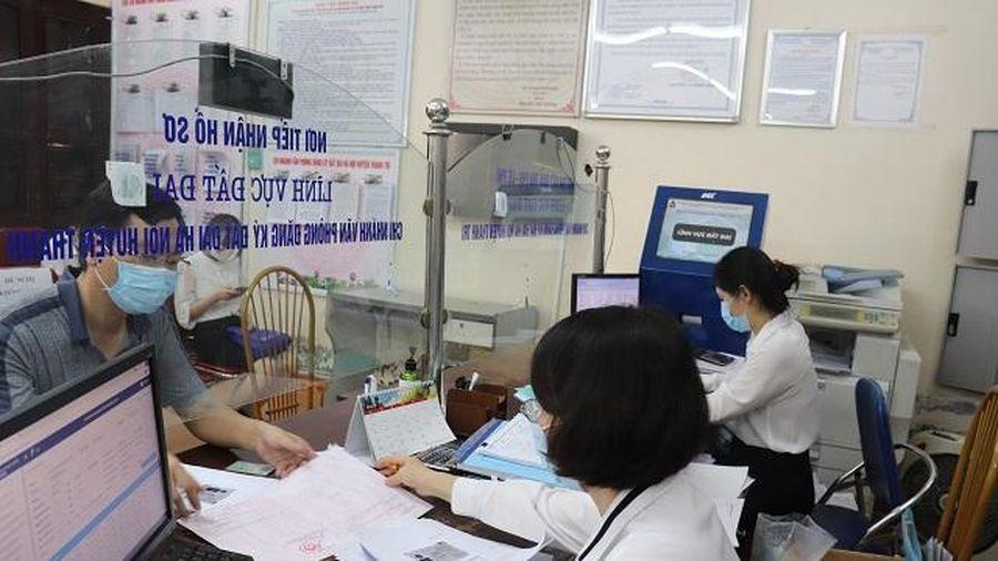 Cải cách hành chính tại huyện Thanh Trì: Gắn hiệu quả với trách nhiệm từng cá nhân