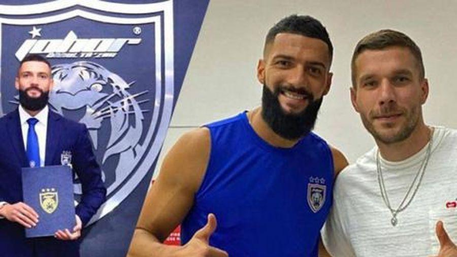 Vì sao cầu thủ Malaysia lại la hét khi ghi bàn thắng vào lưới Việt Nam?