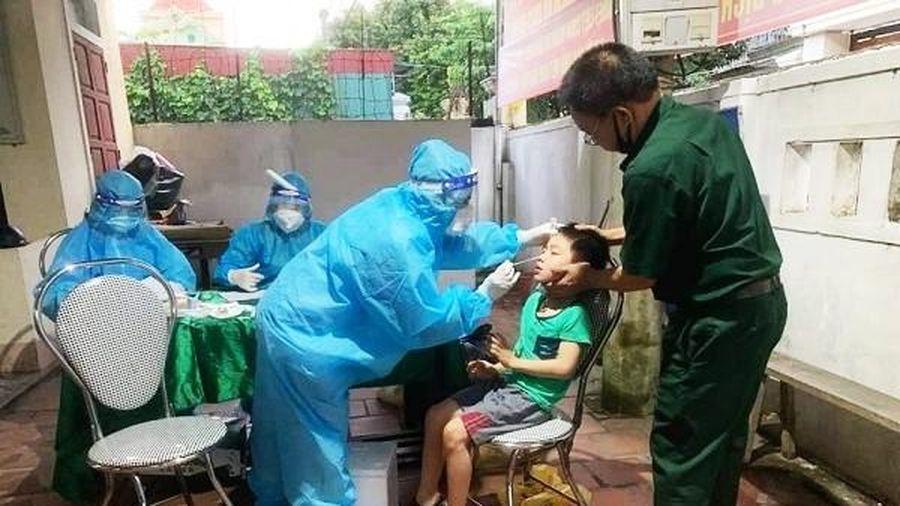 Nghệ An: Khởi tố vụ án lây lan dịch bệnh truyền nhiễm nguy hiểm cho người tại TP Vinh