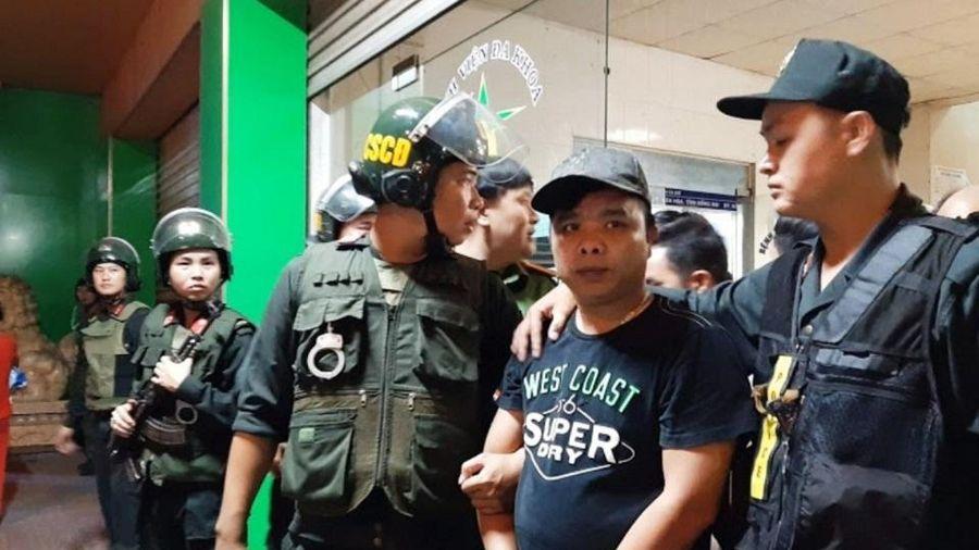 Đồng Nai: Xét xử giang hồ Toàn 'đen' cướp tài sản của Giám đốc Bệnh viện Tâm Hồng Phước