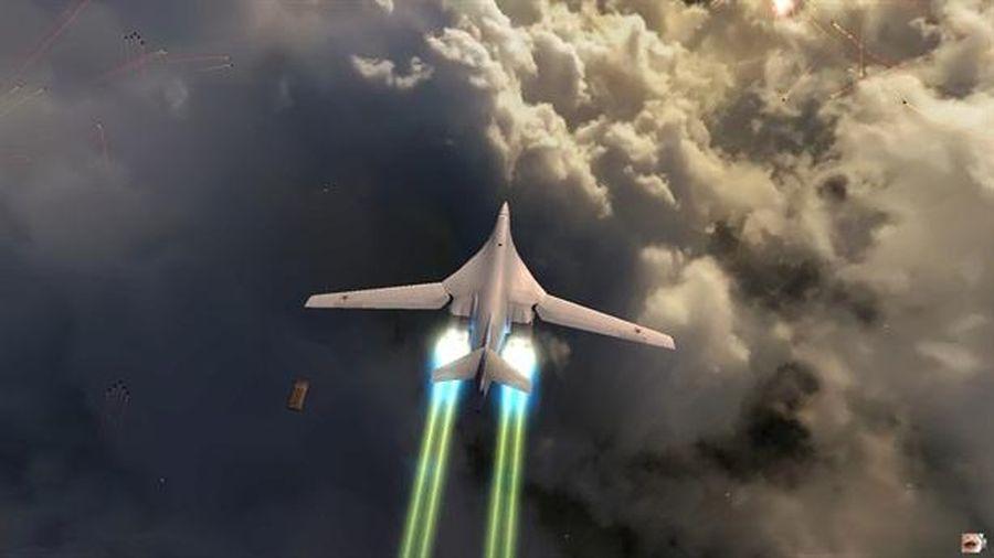 NI: Mỹ không có máy bay nào mạnh như Tu-160 Nga