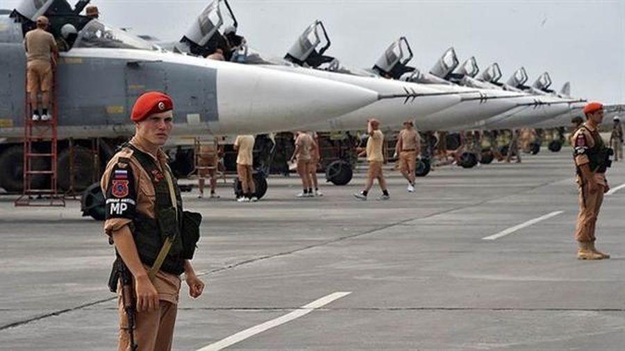 Không quân Nga sẵn sàng cho tình huống nóng với Thổ