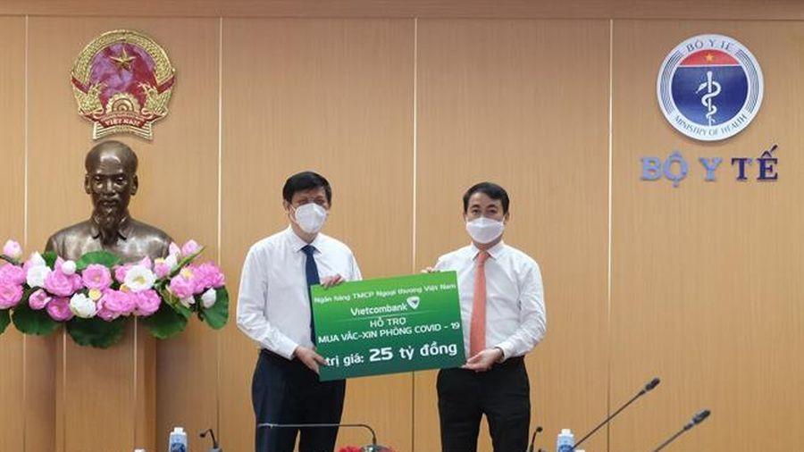 Vietcombank lan tỏa giá trị nhân văn qua các hoạt động an sinh xã hội